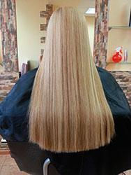 Кератиновое восстановление и выпрямление волос COCOCHOCO