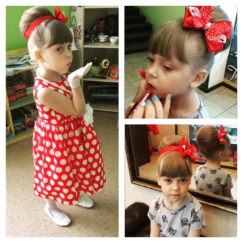 Детские прически для девочек стиляги фото